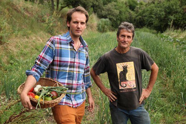 Gospodarstwo ekologiczne Le Potager de Saquire